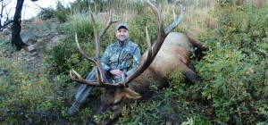 """Holy Smoke! Unbelievable! "", exclaimed Elk hunter Myron Jahner when he learned he won the 2014 NV Dream Tag for Elk."""