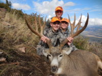 Travis RIgby talks about his NV Dream Tag hunt on a Nevada Wild podcast.